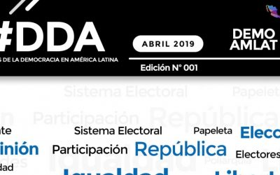 Revista #DDA 1. Abril 2019