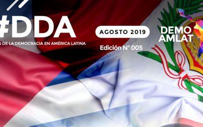 Revista #DDA 5. Agosto 2019