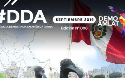 Revista #DDA 6. Septiembre 2019