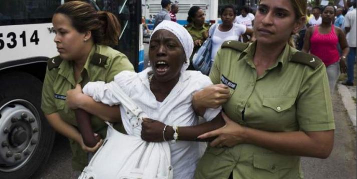 Resultado de imagem para cuba, Al menos 90 acciones represivas contra activistas cubanos el Día de los Derechos Humanos
