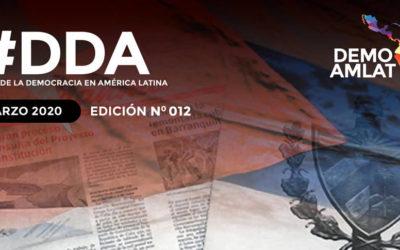Revista #DDA 12. Marzo 2020