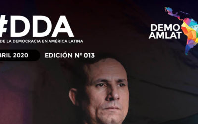 Revista #DDA 13. Abril 2020