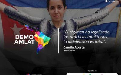 Podcast Demo Amlat – Camila Acosta