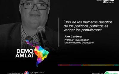 Podcast Demo Amlat – Alex Caldera