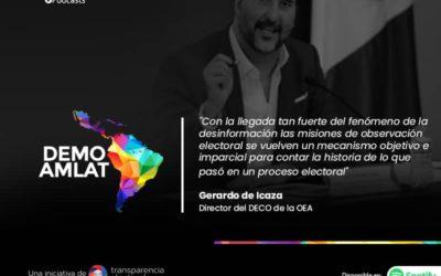 Podcast Demo Amlat – Gerardo de Icaza