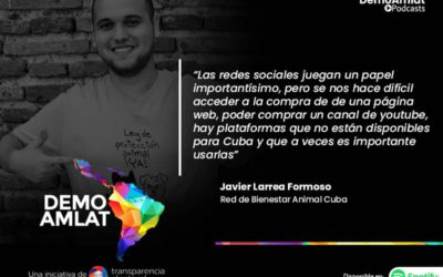 Podcast Demo Amlat – Javier Larrea Formoso