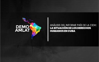 Foro Analisis Informe Pais de la CIDH