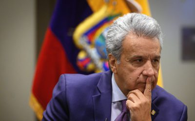 Ecuador: los desafíos de la construcción democrática en el último año de gestión de Moreno
