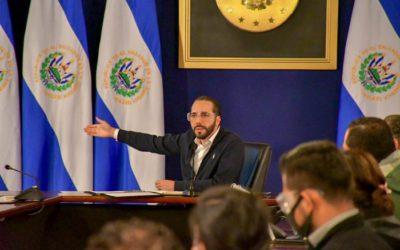 Independencia de poderes en El Salvador