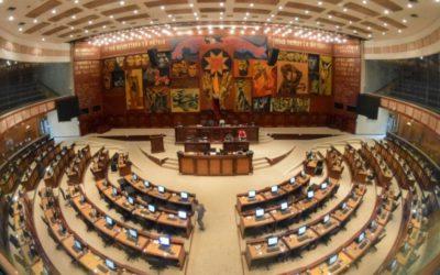Elecciones parlamentarias en Ecuador