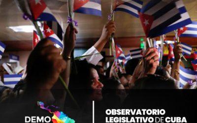 REPORTE DEL OBSERVATORIO LEGISLATIVO DE CUBA – SEPTIEMBRE 2020