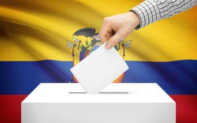 Panorama Elecciones Ecuador 2021