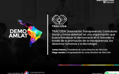 Podcast Demo Amlat – TRACODA