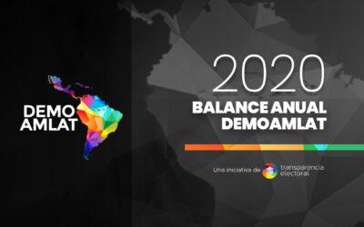 Balance anual DemoAmlat