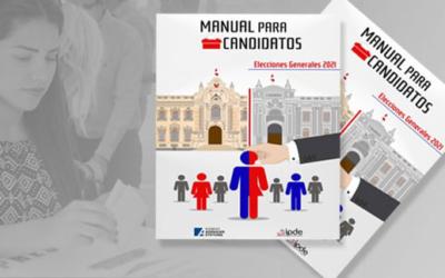 Manual para Candidatos