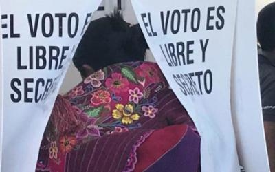 Candidaturas indígenas en Yucatán*