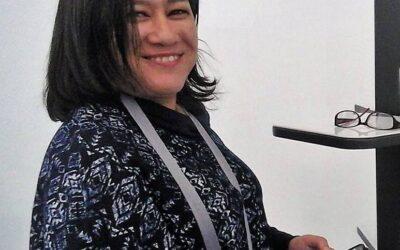 """Entrevista a Iria Puyosa: """"La falta de infraestructura de acceso tecnológico es la manera más fácil de restrigir la libertad."""""""
