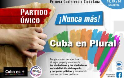 """Cuba: Organizaciones convocan a """"Primera Conferencia Ciudadana"""""""
