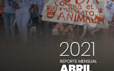 REPORTE DEL OBSERVATORIO LEGISLATIVO DE CUBA – ABRIL 2021