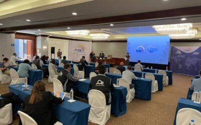 Transparencia Electoral desplegó una misión de observación electoral con motivo de la segunda vuelta de las elecciones presidenciales de Ecuador