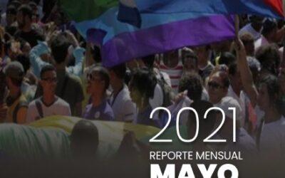 REPORTE DEL OBSERVATORIO LEGISLATIVO DE CUBA – MAYO 2021